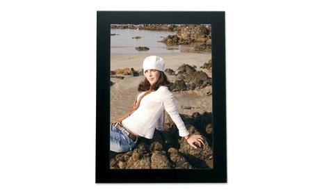Black 5x7 Metal Picture Frame 4428a9f6-cf1f-4fe4-8b92-882805ea5515