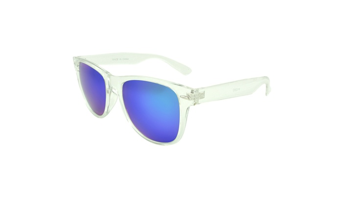 MLC EYEWEAR Francis Retro Square Fashion Sunglasses