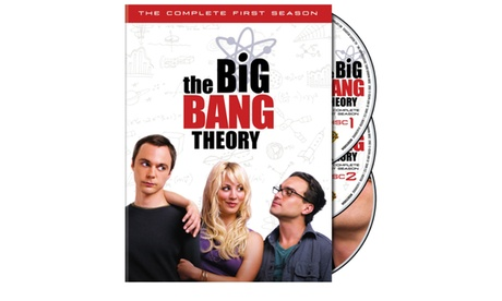 Big Bang Theory: S1 (DVD) 792918be-e942-4e45-b07e-dcc11746f651
