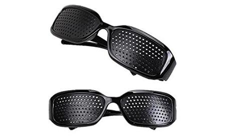 Vision Care Pinhole Glasses b6a9ae2f-db47-4fe3-88b4-c992adede101