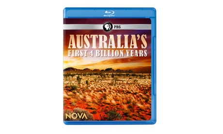 NOVA: Australia's First 4 Billion Years Blu-ray cdfa2b37-61f7-46be-a89e-505d96d8f3c0
