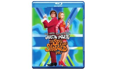 Austin Powers: Spy Who Shagged Me, The (BD) 4f43996e-01d2-4485-8fd7-e9084804cb12