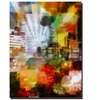 City Paint by Adam Kadmos-18x24  Canvas Print 18 x 24