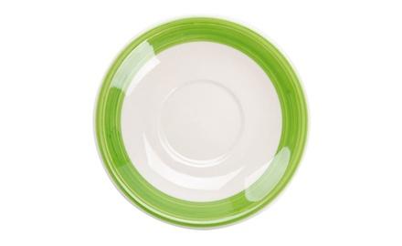 Green Saucer 6 / Case