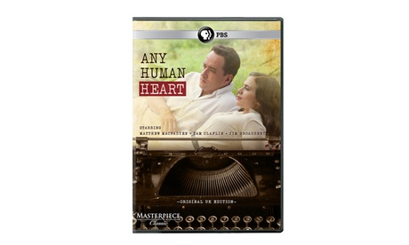 Masterpiece: Any Human Heart DVD (U.K. Edition) 1f185970-41a9-4cf3-84db-600b8277315d