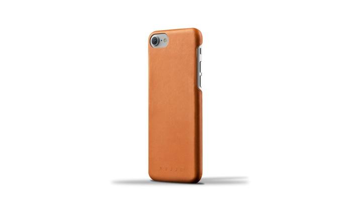 quality design 43fe5 480da Mujjo Full Leather Case for Apple iPhone 8 -Tan