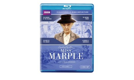 Miss Marple: Volume One (Blu-ray) fb1537a3-ba6e-4abb-bae2-ef046377d31d