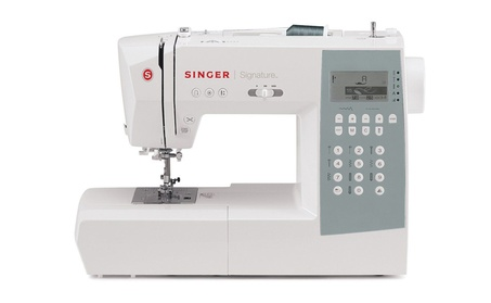 Singer Computerized Sewing Machine with 340 Stitches - Refurbished 932458cc-952a-4922-9241-04949e02a053
