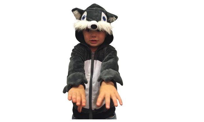 encorecostumes halloween costumes kids wolf costume hoodie boys halloween costume - Wolf Halloween Costume Kids
