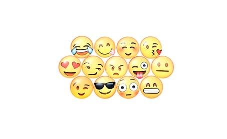 Cute Emoji Pattern Dome Glass Fridge Magnet Glass Refrigerator Sticker 107e7c6f-9766-40e5-af24-bdce8de208f0