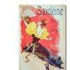 Jules Cheret Saxoleine Canvas Print
