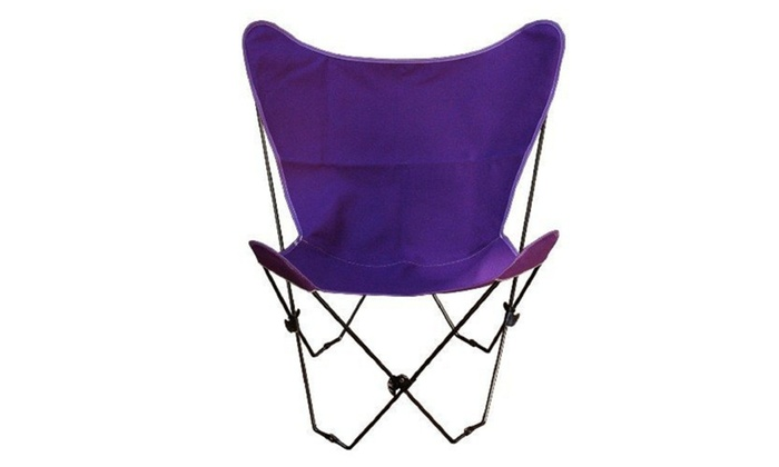 Algoma Net Company 405302 Butterfly Chair And Cover Combination
