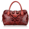 Women's Genuine Leather Tote Handbag
