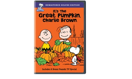 It's the Great Pumpkin, Charlie Brown Deluxe Edition (DVD) 94a5fc88-31bc-45fb-a396-6cd9c5e96ec0
