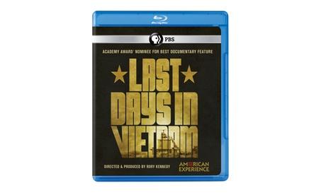 American Experience: Last Days in Vietnam (2 discs) Blu-ray 84b52f2c-1d42-459d-ac92-0fe9938d9439