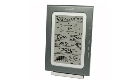 La Crosse Technologies 308-146 Atomic Wireless Forecast Station 267c6008-bc81-49a0-be7c-d84c558f646c