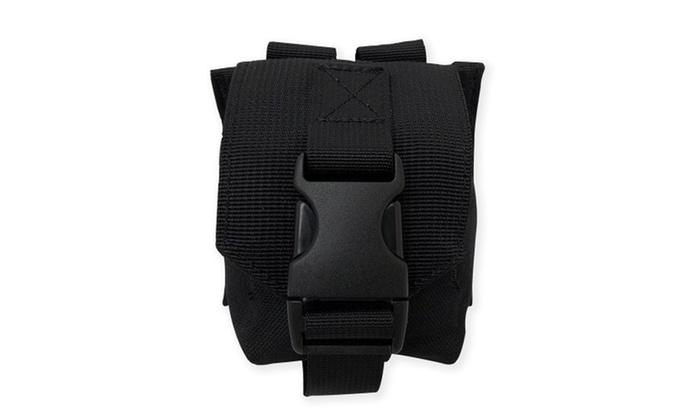 Tacprogear Black Fragmentation Grenade Pouch