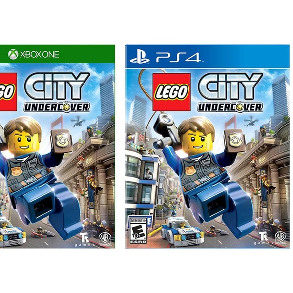 Lego City Undercover For Playstation 4 Xbox One Or Nintendo Switch Groupon