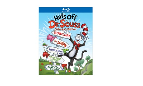 Dr. Seuss: Hats Off to Dr. Seuss Collector's Edition (Blu-ray) 0882df02-3748-413f-878f-ebd0daf22aa9