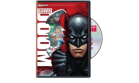 DCU Justice League: Doom (DVD) 242e1734-6c2f-4f76-b6bc-3357639920b4