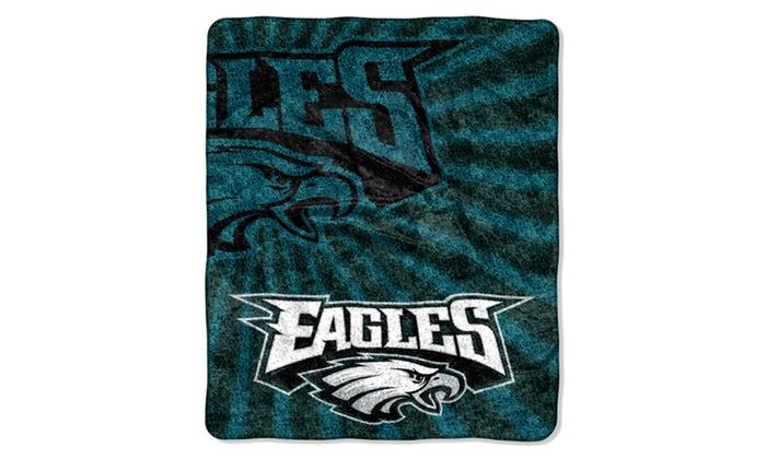NFL 065 Eagles Sherpa Strobe