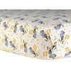 Trend Lab Print Flannel Crib Sheet, Dr. Seuss One Fish Two Fish