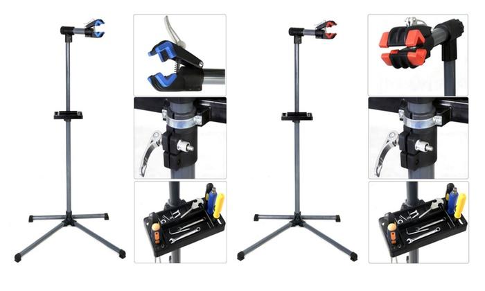 "Pro Bicycle Bike Mechanic Repair Stand Adjustable 39"" To 60"""