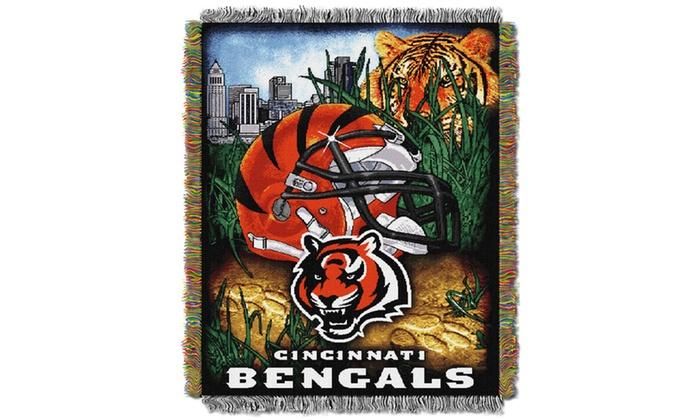 NFL 051 Bengals Home Field Advantage
