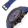 Studer Schild Chronograph Volta Mens Watch Blue/Gun Metal