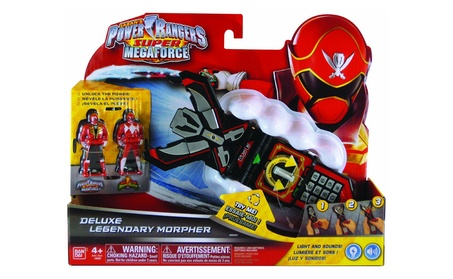Power Rangers Super Megaforce - Deluxe Legendary Morpher 8cd38685-4ee3-41c5-ae17-6fb612a00363