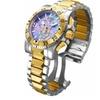 Invicta 15333 Platinum Dial Excursion Quartz Chronograph Men's Watch