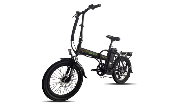 20 Off On All Terrain E Bike 250w Remov Groupon Goods