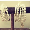 Tree Of Life Pearl Bracelet-2 Colors