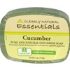 Clearly Natural Glycerine Bar Soap Cucumber - 4 OZ (Pack of 1)