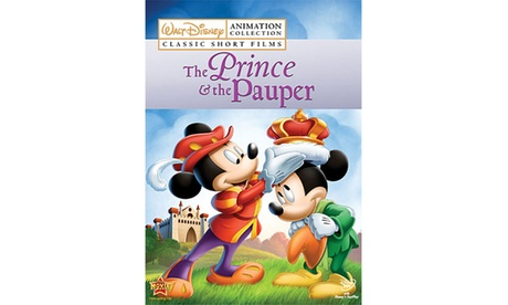 Disney Animation Collection Volume 3: The Prince And The Pauper 75848e67-b4c8-48eb-97e6-1bbf74c44ebd