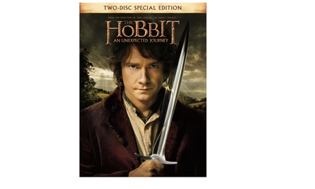 Hobbit, The: Part 1 An Unexpected Journey (Special Edition DVD) fda6fb2c-f24b-4652-910d-20d1733f7951
