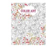 New Color Art for Everyone Adult Coloring Book - 2 Pack