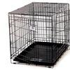 Pet Crate Dbl Door M