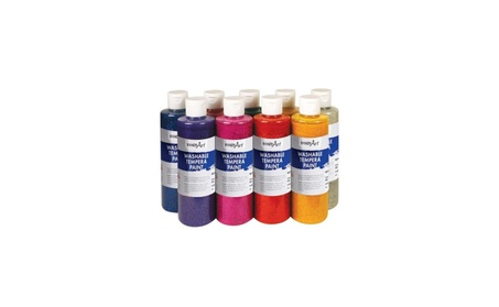 Art Glitter Washable Tempera Paint Set 84136f6c-7493-4811-b7e8-84721579455e