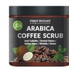 New Arabica Coffee Scrub With Organic Coffee, Coconut & Shea Butter