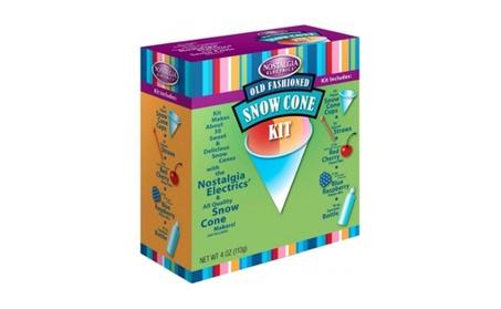 NostalgiaProductsGroup SCK-800 Snow Cone Kit c2857ad8-a2ec-48e4-9880-052cdcc12e05