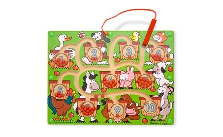 Melissa Doug Magnetic Number Maze 2280 ea96e741-2049-4bf9-8c9a-13f93aa4d338