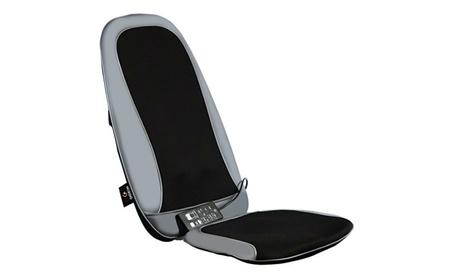 Gideon Luxury Six-Program Customizable Massaging Cushion with Heat c086fff4-7bcf-4ed9-9569-b7e3d7bd1638
