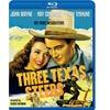 Three Texas Steers BD