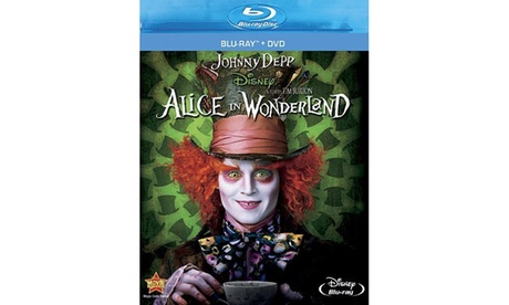 ALICE IN WONDERLAND DISNEY 3D BLU RAY DISC - NEW 8cd0d42b-6298-4a5e-b525-c4a8c5aa4463