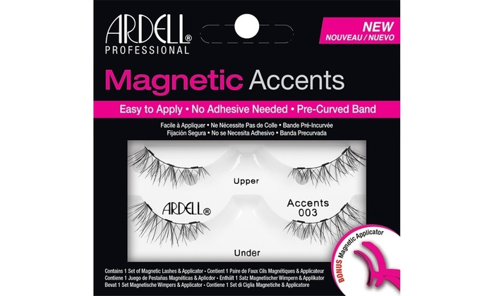 b75447a2dc0 Ardell Professional Magnetic Collection Eye Lashes One Pair Each New