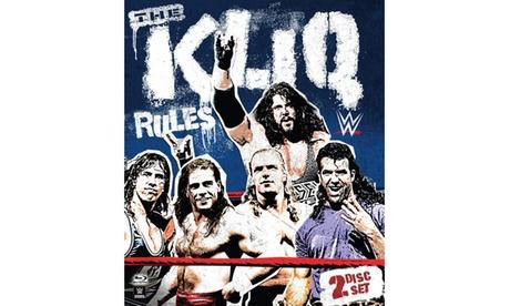 WWE: The Kliq Rules (Blu-ray) de19c929-0a13-4695-a72e-7985fcb3c7ba