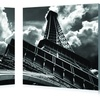 Closeout: 40x20 Diptych Gallery-Wrapped Vinyl Canvas Prints