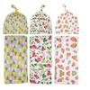 Uniqstore Newborn Swaddle Blanket Receiving Blanket,Blanket & Hat Set