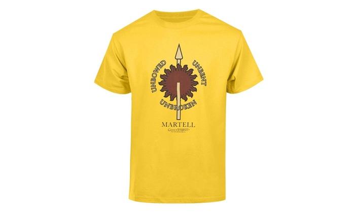 Game of Thrones Martell Men's T-Shirt